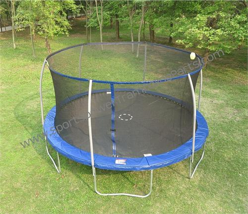 Sportspower Trampoline Missing Parts: Enclosure Netting For The 15' TR-156COM-FLX- Key L