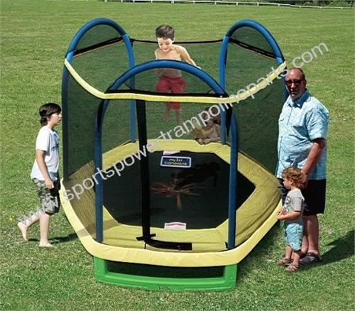 Trampoline Mat With Safety Pad For The Sportspower Msc 3837