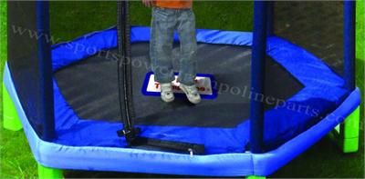 Trampoline Mat With Safety Pad For The 88 Quot Sportspower Msc
