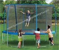 Mesh Enclosure Netting for the 13' SPORTSPOWER TR-1566-SF & SP-13FLEX-ALDI1 - Key M
