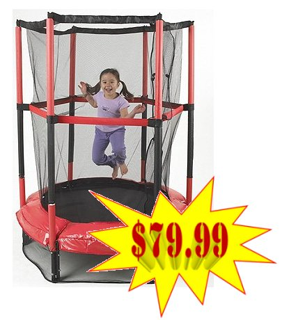 My First Trampoline-Black Friday Special