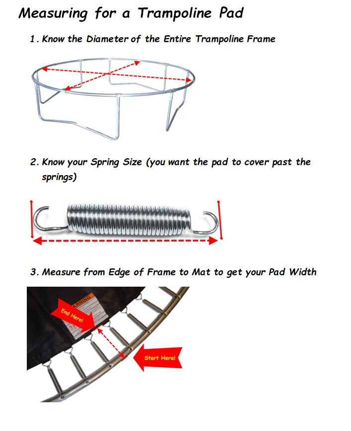 Sportspower Trampoline Missing Parts: Sportspower Trampoline Parts, Sportspower Enclosure Parts